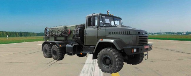 The Airfield Movable Aggregate AMA-5D
