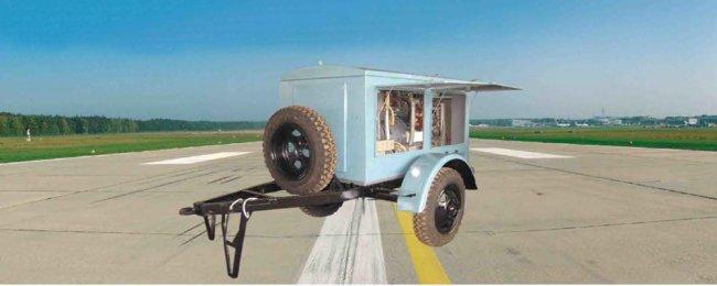 The Airfield Electro-motor Generators AEMG-6O/3O, AEMG-5OM,AEG-5OM1