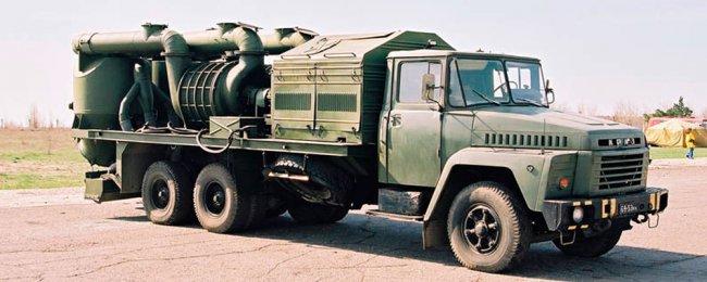 Воздухоструйная вакуумно-нагнетательная  В-68